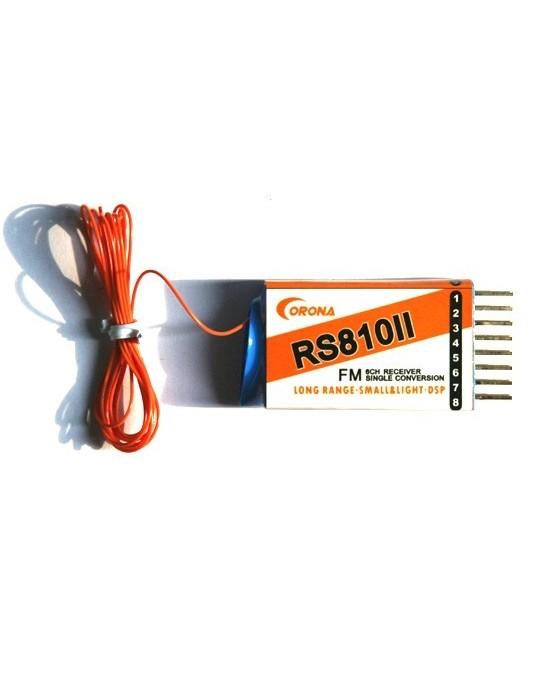 RECEPTEUR CORONA RS81011 41 MHz
