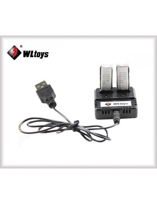 WL TOYS V911 4 CH mode 1 rouge
