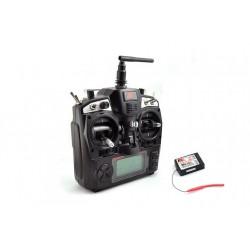 FLYSKY FS-TH9X-B 2,4 GHz mode 1
