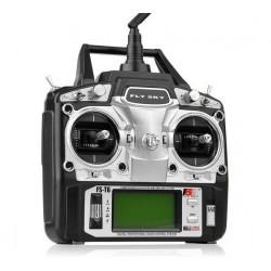 FLYSKY FS-T6-R6B 2,4 GHz mode 1