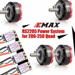 Combo moteur racer FPV EMAX RS2205S